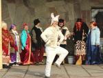 1. Jänis tanssii ilosta, Заводные танцы зайчика