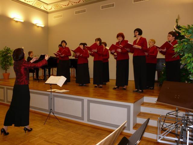 """Академический женский хор """"Глория"""" из г.Петрозаводск"""