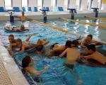 Наш любимый бассейн / Uimahallissa